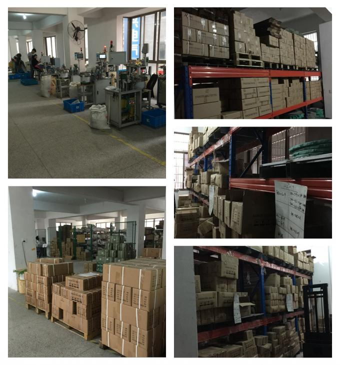 YUEQING JIUHONG ELECTRIC CO .,LTD